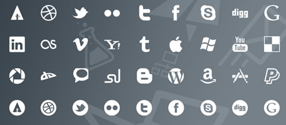 Free Vector Icon : 10 Useful Icon Sets For Designer