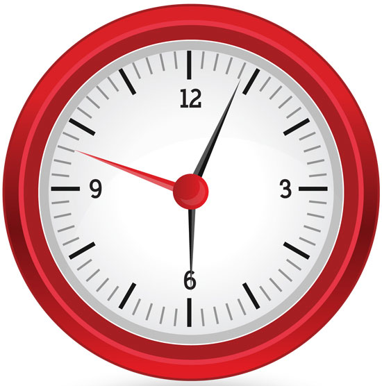 vector-alarm-analog-clock-icon-4