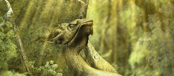 10 Stunning 3D Dragon Illustrations