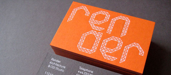 15 Cool Architect Business Cards