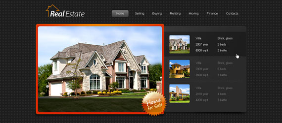 15 Best Free HTML Website Templates 2011