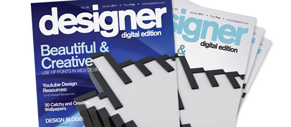 25 Photoshop & InDesign Magazine Cover Templates