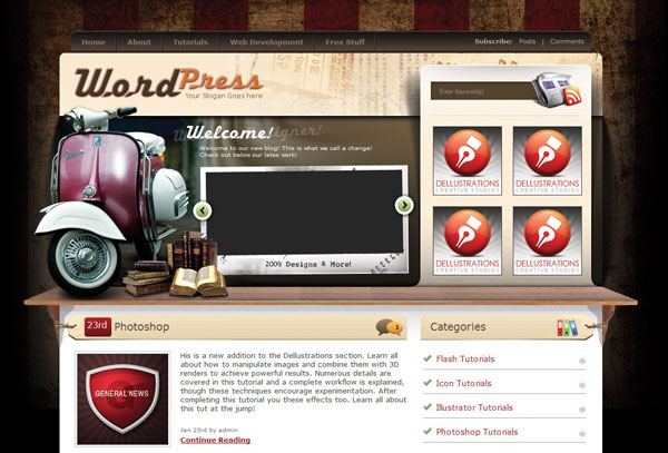 vintage-wordpress-theme-1