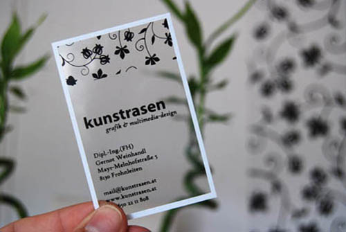 Kunstrasen Transparent Business Card_12