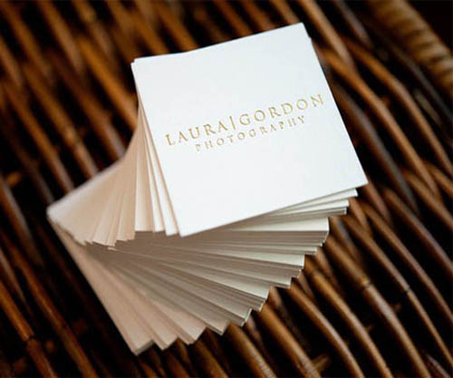 Letterpress Laura Gordon Photography Business Card_18