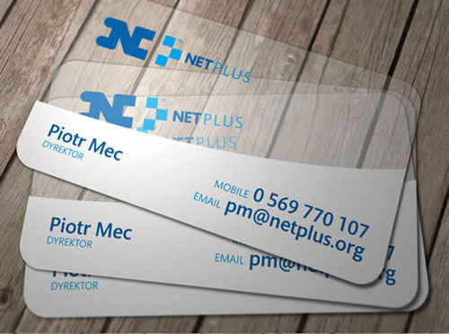 NetPlus ID Transparent Business Card_4