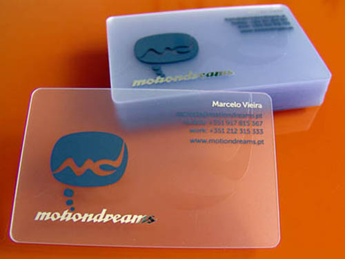 Transparent Motion Dreams Business Card_17