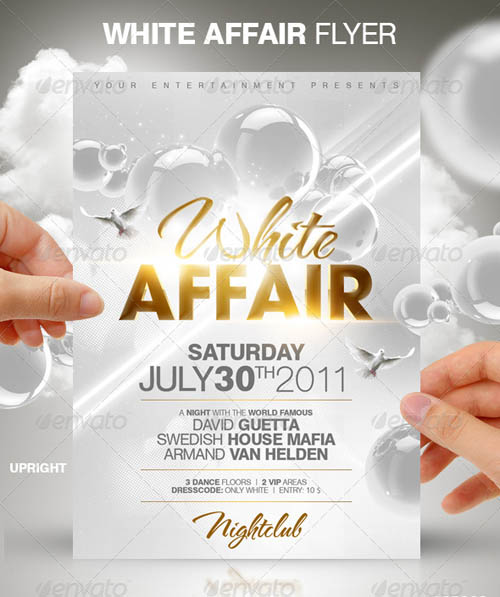 White Affair Party Flyer_11