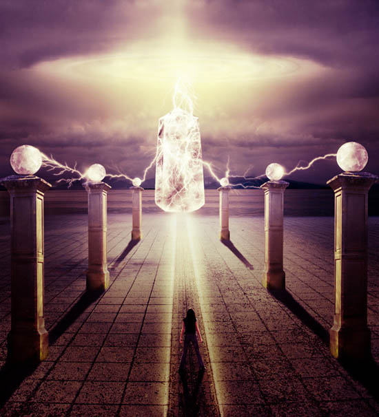 The Released Create a Dark and Surreal Photo Manipulation_16