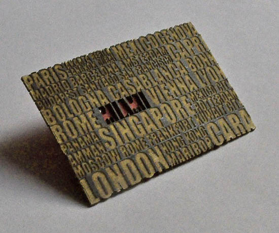 Typography Business Card_3