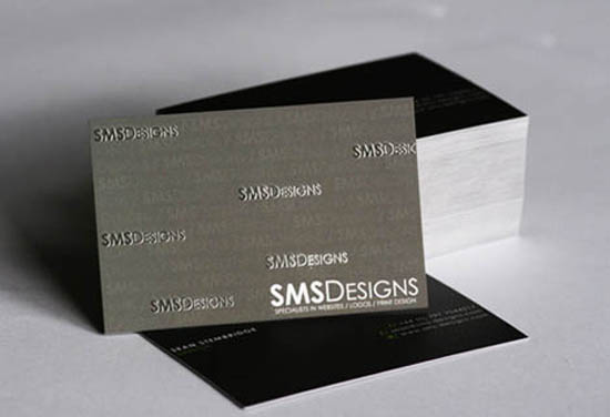 Typography Business Card_8