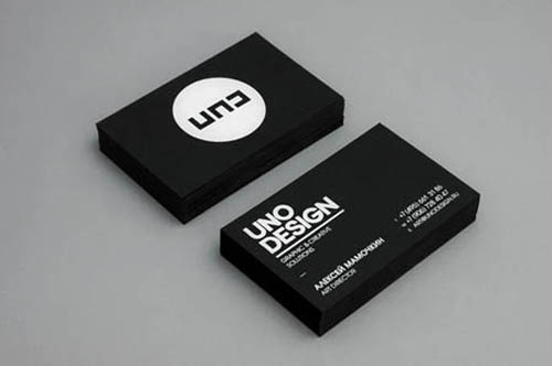 black and white business card_20