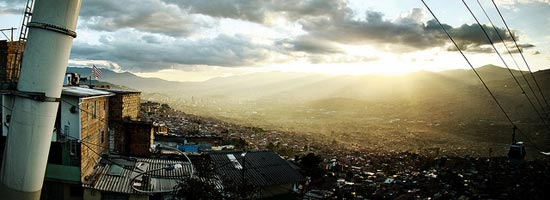 panoramica_medellin_metrocable by mamonto_70