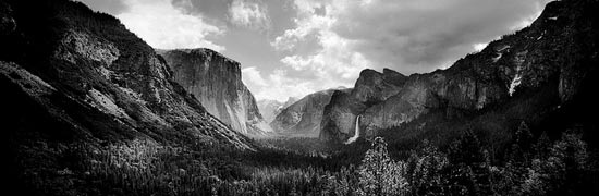 Yosemite Valley by Jattitude