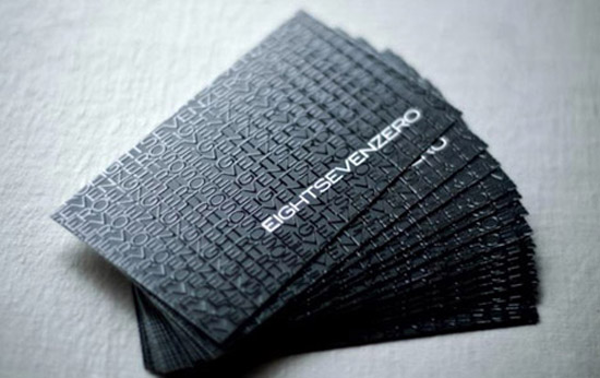 typography business card_15