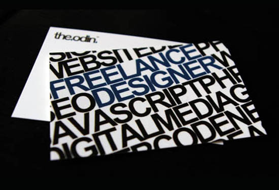 typography business card_16