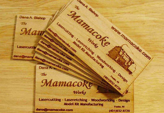 Wood Business Card_7