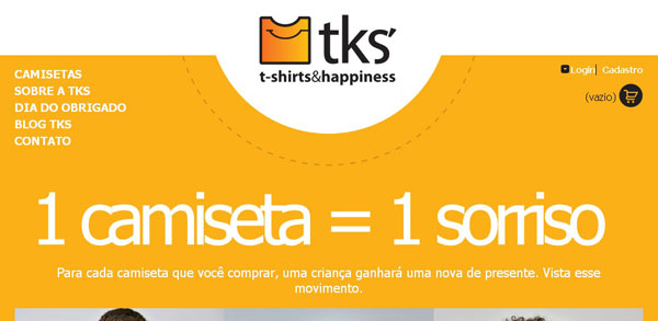 TKS - t-shirts & happiness