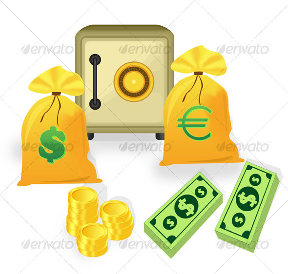 Premium Money Icons