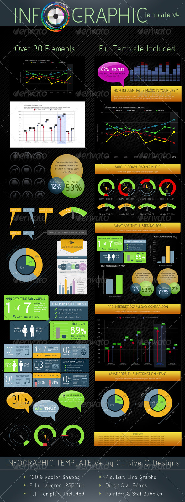 Infographic Template v4