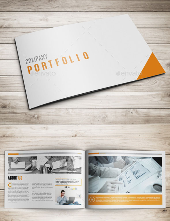 Multipurpose Portfolio Brochure