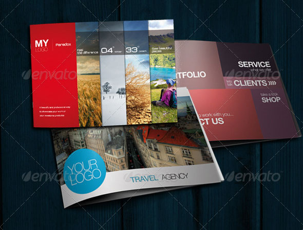 Modern Brochure Bundle 01