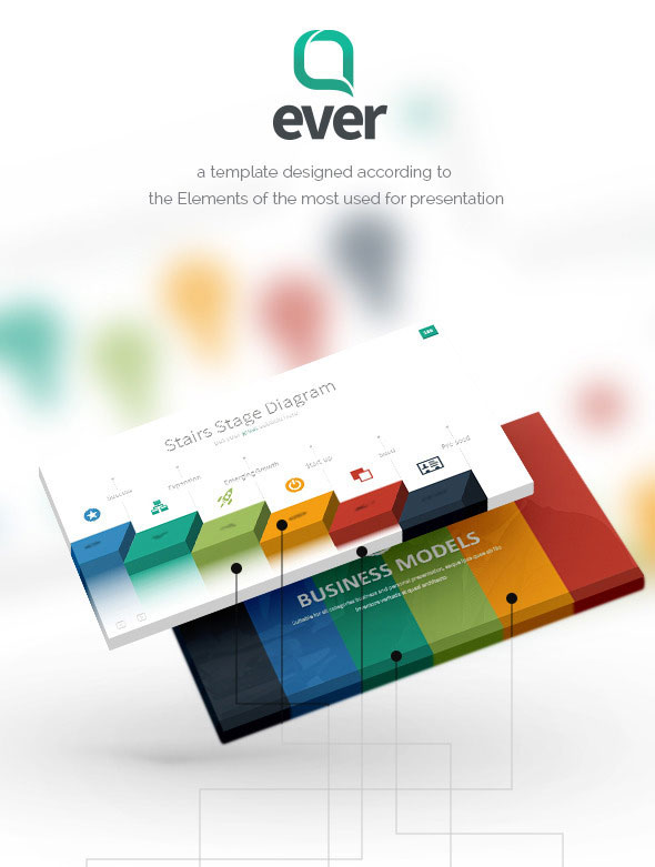 Ever - Multipurpose Presentation Template