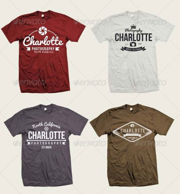 8 Vintage Photography Tshirt