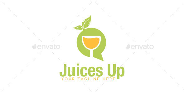 Juices Up Logo