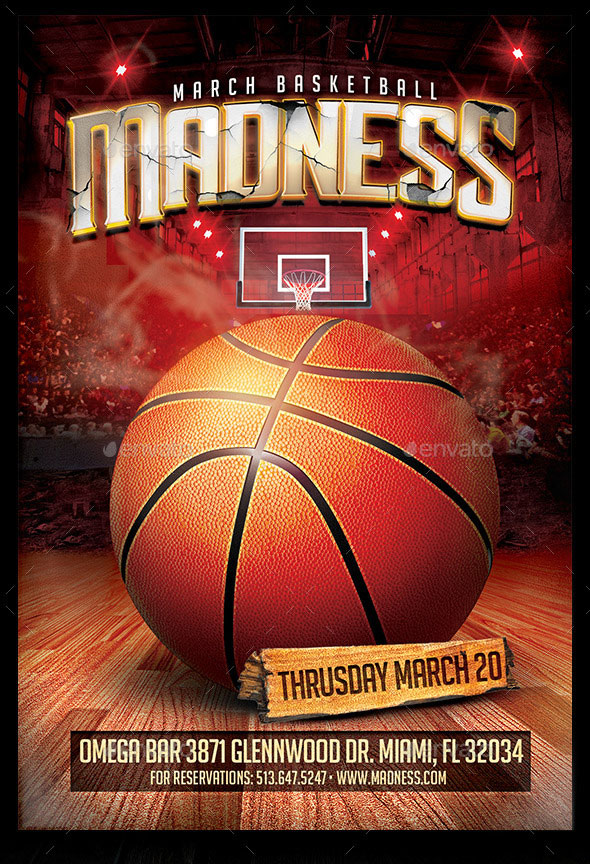 Basketball Madness 15