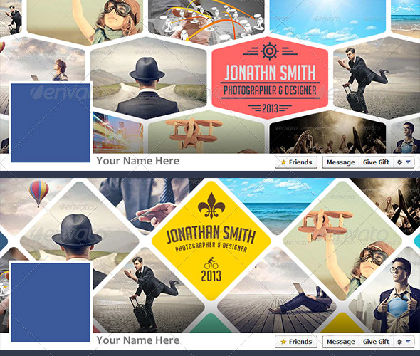 Jana Facebook Timelines Covers