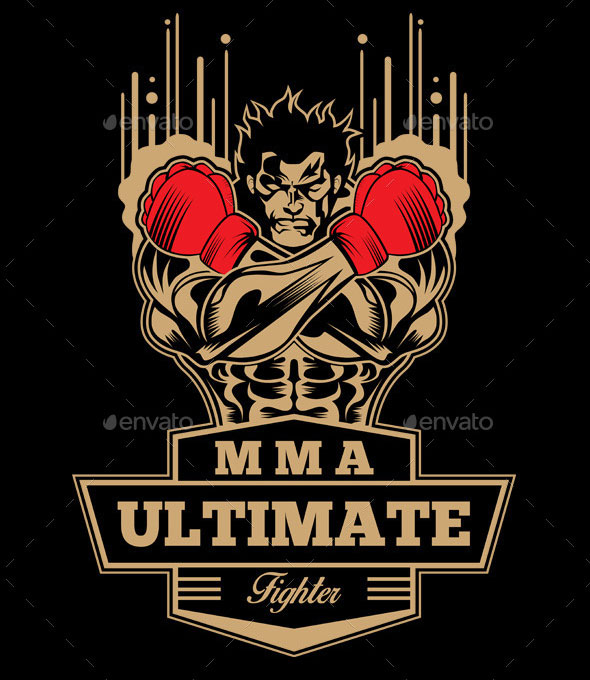 Ultimate Fighter T-Shirt