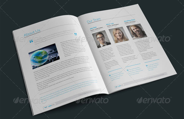 Web Proposal (For Web Design & Development Agency)