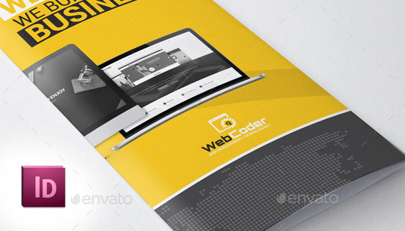 WebCoder_Web Design & Development Agency Brochure