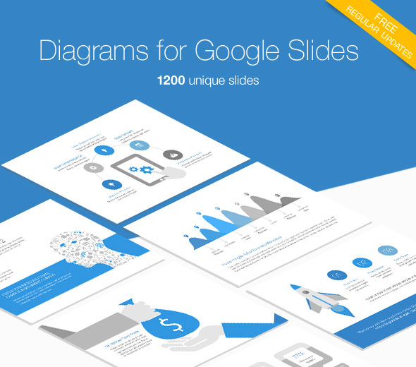 Diagrams for Google Slides