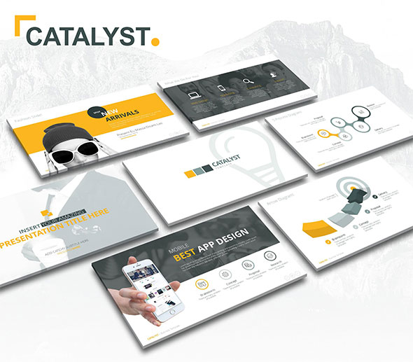 Catalyst Google Slides