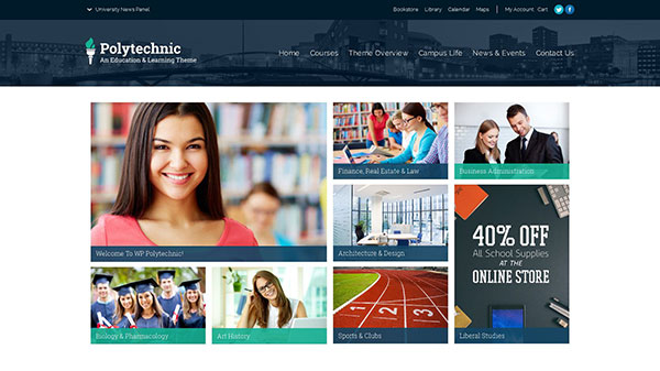 Polytechnic   Powerful Education, Courses & Events