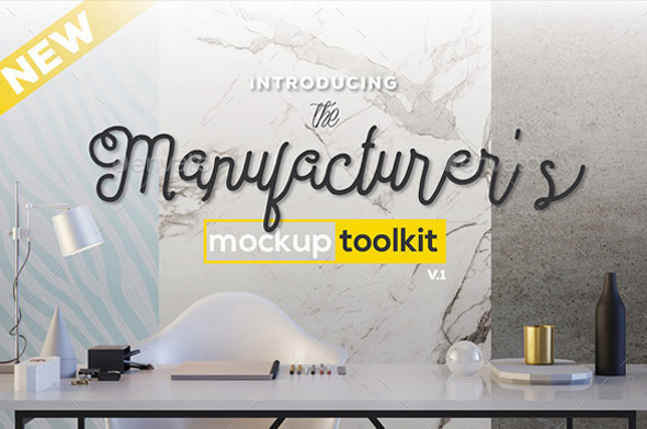 Manufacturers Mock-up Toolkit