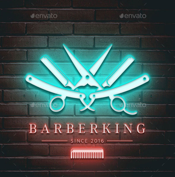 Barberking Logo