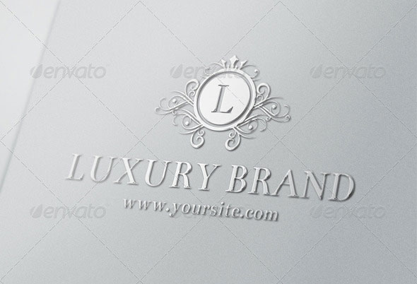 Luxury Brand Elegant Royal Logo