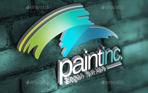 Creative Paint Logo