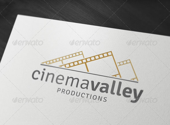Cinema Valley - Logo Template