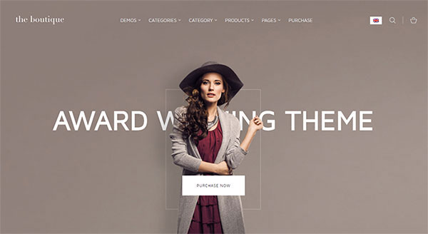Floris - WooCommerce Fashion Shop