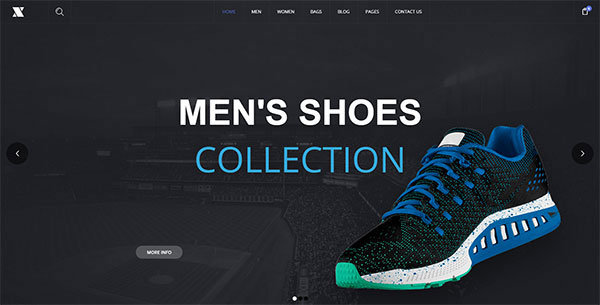 OneX - Fashion Sportswear Responsive WooCommerce WordPress Theme