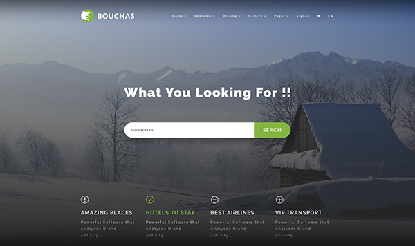 Bouchas - Hotel / Travel / Tour Booking Community
