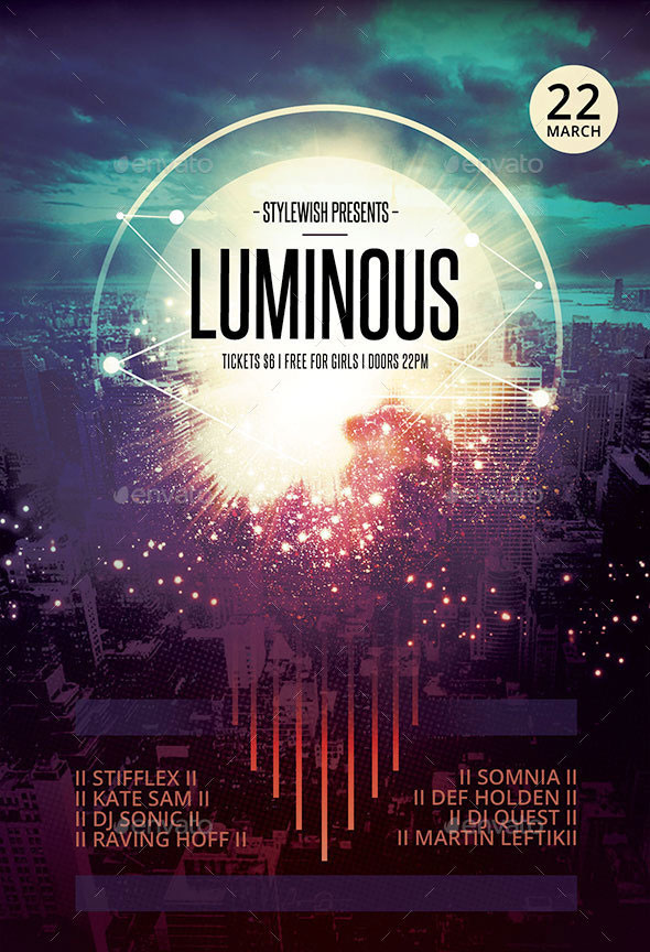 Luminous Flyer