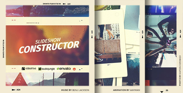 Slideshow Constructor