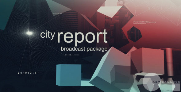 City Report Broadcast Package