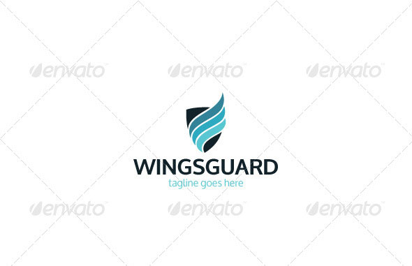 Wings Guard Logo