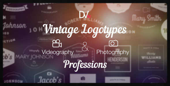 Vintage Logotypes — Videography and Photography